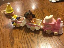 1996 Barbie Kelly Doll NURSERY SCHOOL 3pc Train 2 Dolls