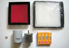 Nissan Micra K11 Ölfilter Luftfilter Benzinfilter Pollenfilter  NGK Zündkerzen