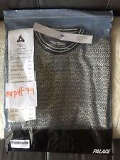 Palace Skateboards Macro P Heavy T-shirt. Black/white . Size Medium. BNWT