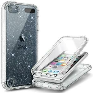 For Ipod Touch 5th 6th 7th Gen Case, Full Armor Cover +Built-in Screen Protector