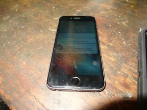 Apple iPhone 6s Verizon Locked A1688 32GB Space Gray Grade C