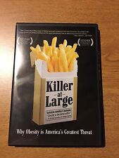 Killer At Large: Why Obesity is America's Greatest Threat DVD