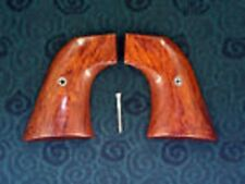 Ruger New Vaquero, Montado, 50th Anniversary Rosewood Grips smooth