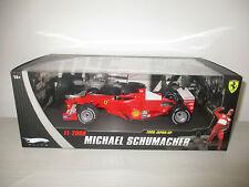 FERRARI F1 2000 JAPAN GP M.SCHUMACHER EDIZ.LIMITATA HOTWHEELS ELITE SCALA 1:18