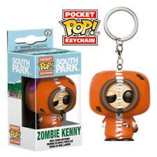 Llavero Funko pop South Park Zombie Kenny