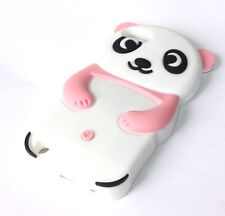 iPod Touch 5th & 6th Gen - Soft Silicone Rubber Case Cover Panda Bear Accessory