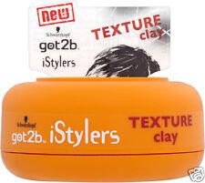 Schwarzkopf Got2b iStylers Textur Ton Haar Stil 75ml