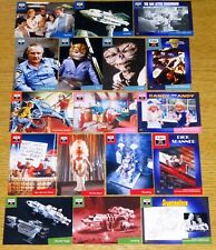 The Lost Worlds of Gerry Anderson Factory Set of 54 Cards + Box by Unstoppable