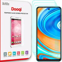 3X For Xiaomi Redmi Note 9 Pro / 9S Ultra Clear Tempered Glass Screen Protector