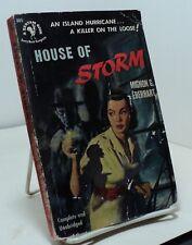 House of Storm by Mignon G Eberhart - Bantam - 885 - 1951