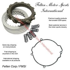 KTM 144 SX 144SX 144-SX SX144 Clutch Repair Kit Discs Disks Springs Gasket 07-08