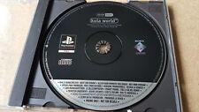 Kula World - 1997 Promo ps1/Playstation 1 Game UK PAL Version