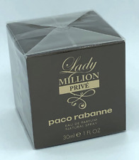 30ml Paco Rabanne Lady Million PRIVE Eau de parfum Women Perfume Mujer 1 oz