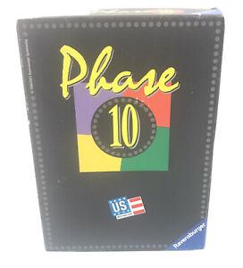 RAVENSBURGER KARTENSPIELE PHASE 10 GERMAN CARD GAME - COLLECTIBLE, RARE