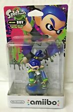 Inkling Boy amiibo (Splatoon Series) New In Box