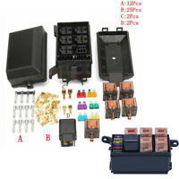 Fuse box automatically 6 relay holder 5 suitable for car luggage ATV insurance