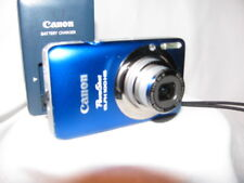 CANON - POWER SHOT  ELPH 100 HS  BLUE  BODY  12.1 mp  - ZOOM 4X ( 5 - 20 MM )