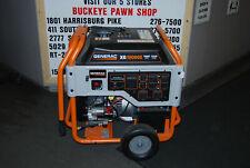 Generac Portable Generator Electronic Fuel Injection XG 10000E Model G0058022
