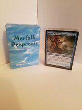 MTG Standard  & Theme Decks - Merfolk Deeproots Magic the Gathering (STANDARD)