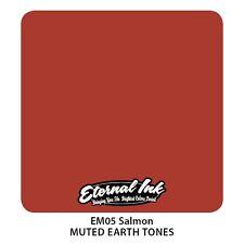Genuine Eternal Tattoo Ink - Salmon - Expired But Brand New 2oz (60ml)