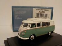 VW T1 Camper - Green / White, Model Car, Oxford Diecast 1/76 New