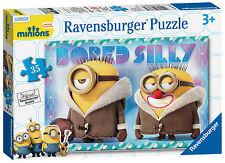 Minions película bored silly 35 Piezas Ravensburger Rompecabezas