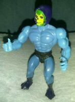 Vintage 1981 Mattel Masters of the Universe MOTU He Man Skeletor Figure 1st gen