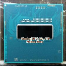 Haswell INTEL i7 4940MX QDQH QS 3.1Ghz(turbo 4Ghz) MOBILE CPU Processor