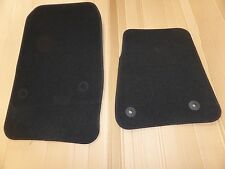 GENUINE BRAND NEW FORD TRANSIT AND TOURNEO TAILORED VELOUR FRONT FLOOR MAT SET