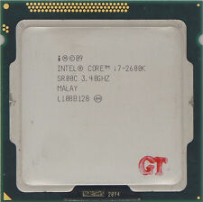 INTEL i7-2600K SR00C Core i5 Socket 1155 Sandy Bridge CPU Processor