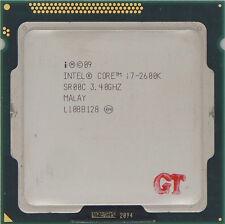 INTEL i7-2600K SR00C Core i5 Socket 1155 Sandy Bridge CPU Processor