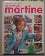 Les aventures de Martine   reliure 9 histoires  Delahaye Marlier  2006