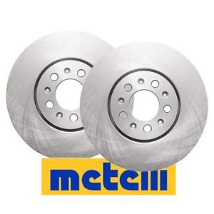 Paire Disques de Frein Metelli Ford Escort 1.1i; 1.3, Sw ; 1.4; 1.4, Cabriolet
