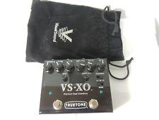 Visual Sound VS XO Premium Dual Overdrive Effects Pedal Truetone V3