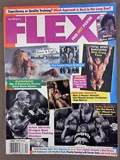 Flex bodybuilding Magazine April 1995 / Heather Tristany / Chris Cormier