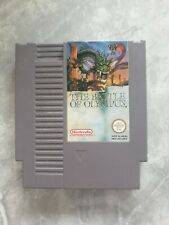NES - The Battle of Olympus PAL