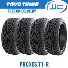 4 x 185/55/15 R15 82V Toyo Proxes T1-R Performance Road Tyres - 1855515
