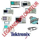 Ultimate Tektronix Operation Repair Service manual & Schematics      310 on DVD