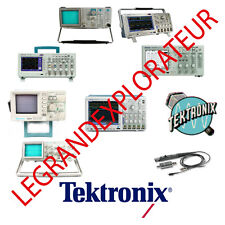 Ultimate Tektronix  Repair Service Owner Manuals & Schematics  (Manual s on DVD)