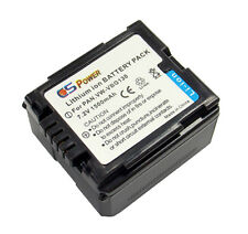 Panasonic VW-VBG130 Replacement Li-ion Battery 1500mAh