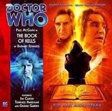 Paul McGann 8th DOCTOR WHO Radio Series #4.04 THE BOOK OF KELLS - Big Finish CD