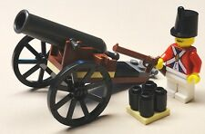 NEW Lego Pirate Armada Minifig Soldier w/ SHOOTING CANNON it really shoots!!!!!!