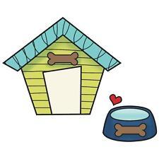 "Imaginisce Good Dog ""Dog House"" Clear Stamp!"