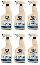 6x K2 Alaska Scheibenenteiser Enteiserspray Scheiben Enteiser Spray 700ml