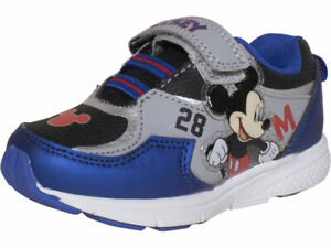 Disney Junior Mickey Mouse Clubhouse Toddler/Little Boy's Sneakers Light Up