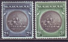 Bahamas 1931 SC 90-91 MH Set