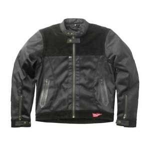 Fuel Motorcycles Arizona Textile Jacket - Black