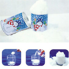 Fashion Instant Snow Man-Made Magic Artificial Snow  Christmas Decor、Pop LDUK