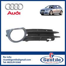 Audi A3 SportBack dal 2004 al 2008 Griglia Fendinebbia Par. Ant. Destra con Foro