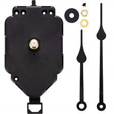 Pendulum Clock Movement Replacement Long Shaft Pendulum Quartz Clock Mechanism